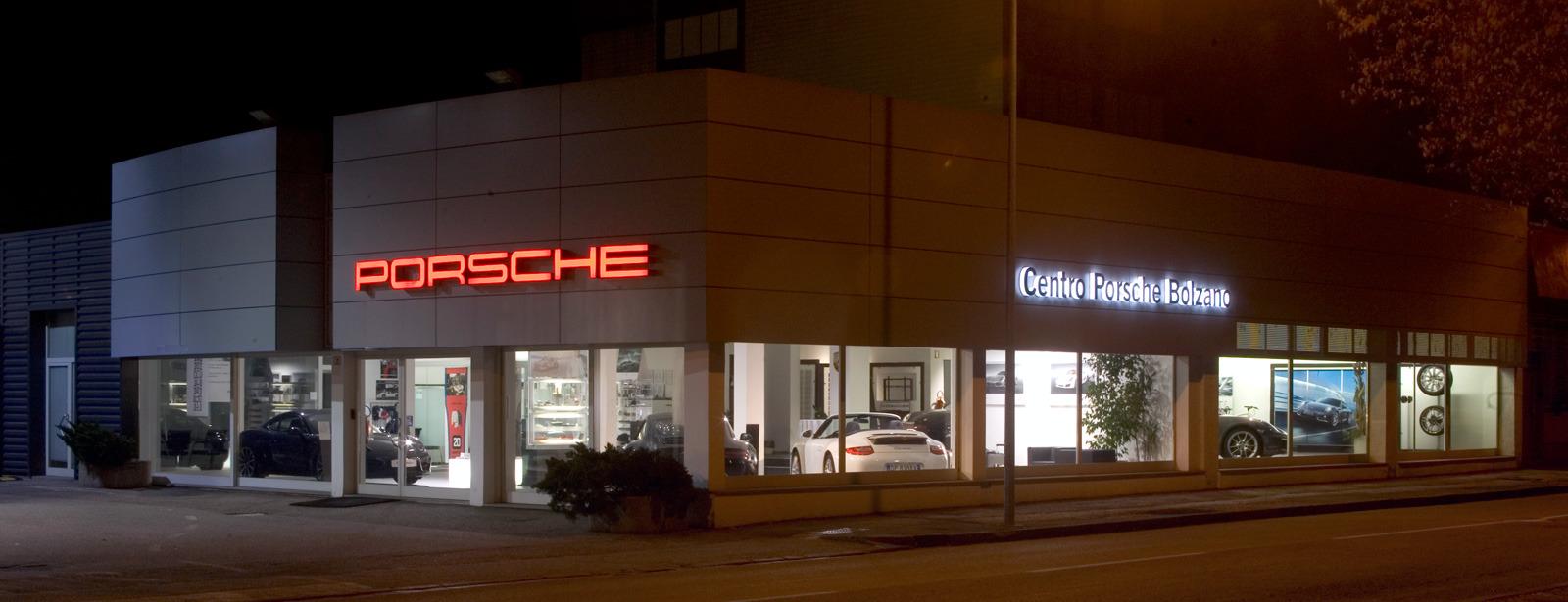 Porsche Zentrum Bozen